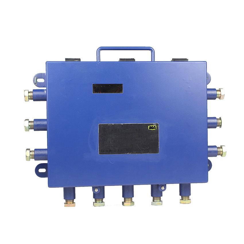 KJJ12矿用本安型信号转换器